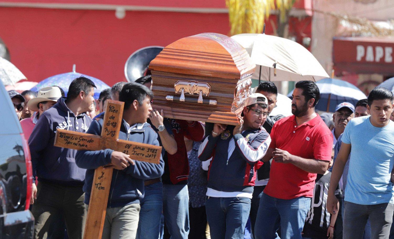 Fallecen otras cuatro víctimas de explosión en Tlahuelilpan