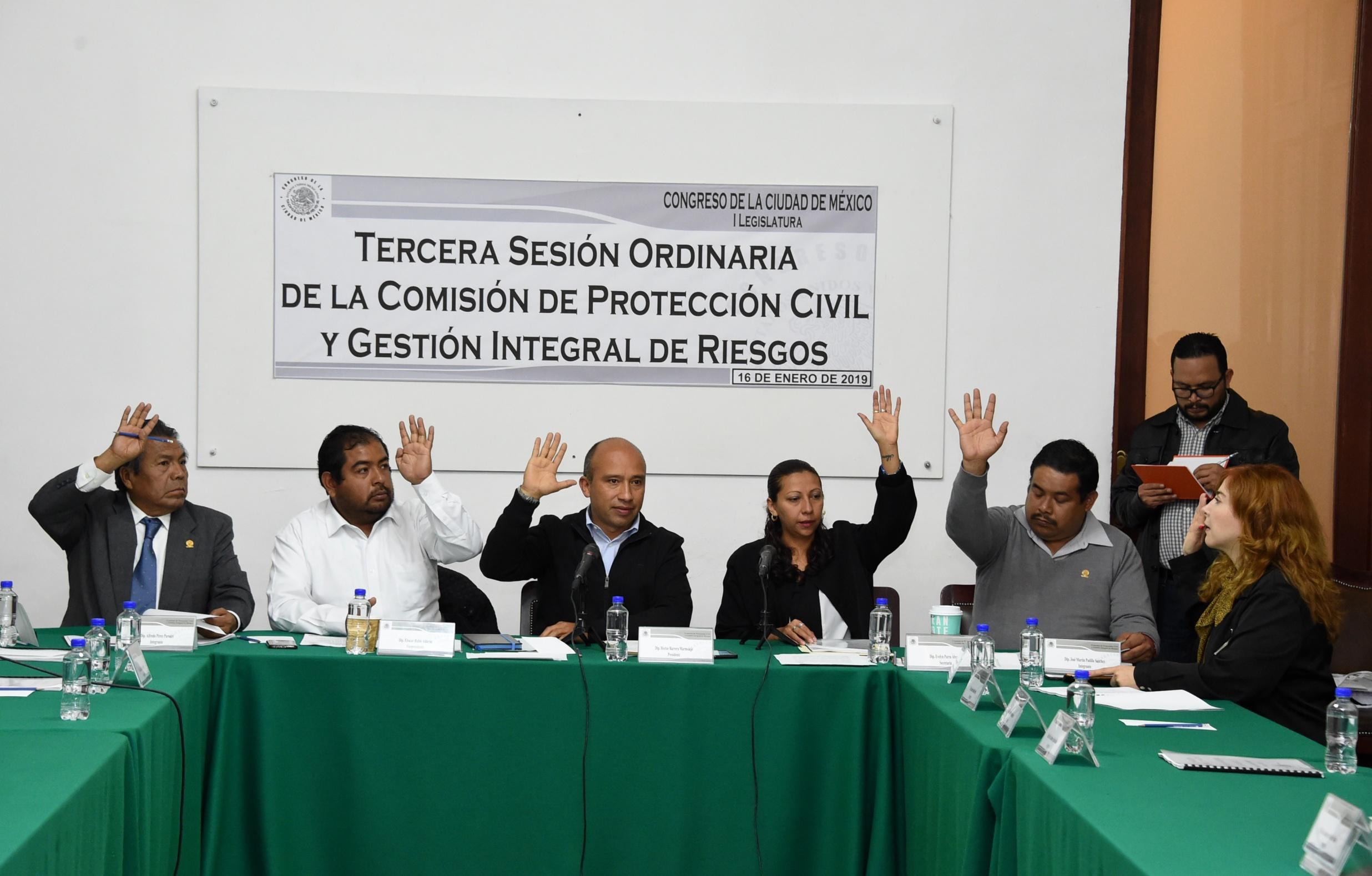 Congreso de la CDMX realizará foro para saber cómo actuar en caso de sismo