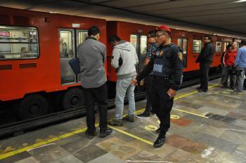 Piden aumentar vigilancia en Metro CDMX