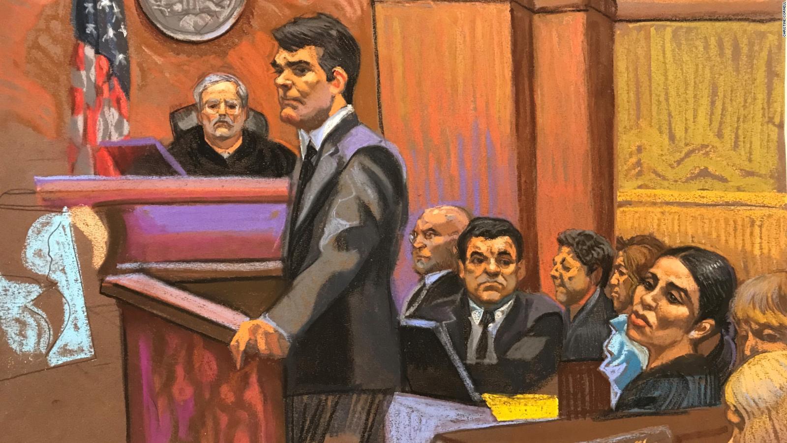 """Abogado de """"El Chapo"""" acusa falsas declaraciones de testigos"""