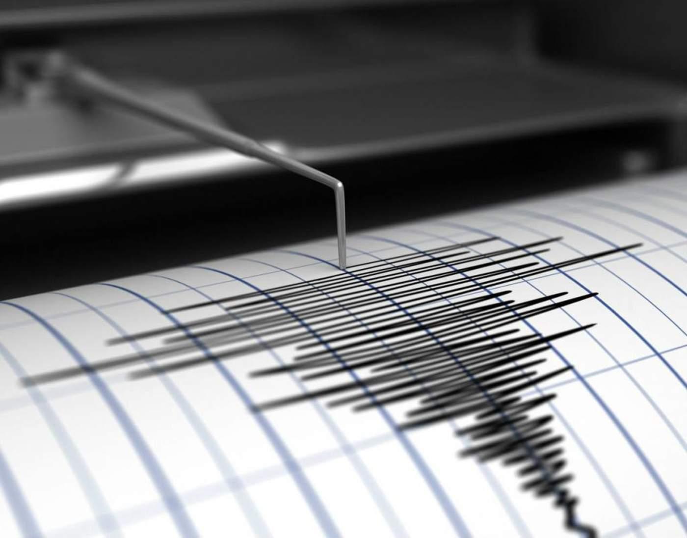 Se registra sismo de magnitud 6.6 con epicentro en Chiapas