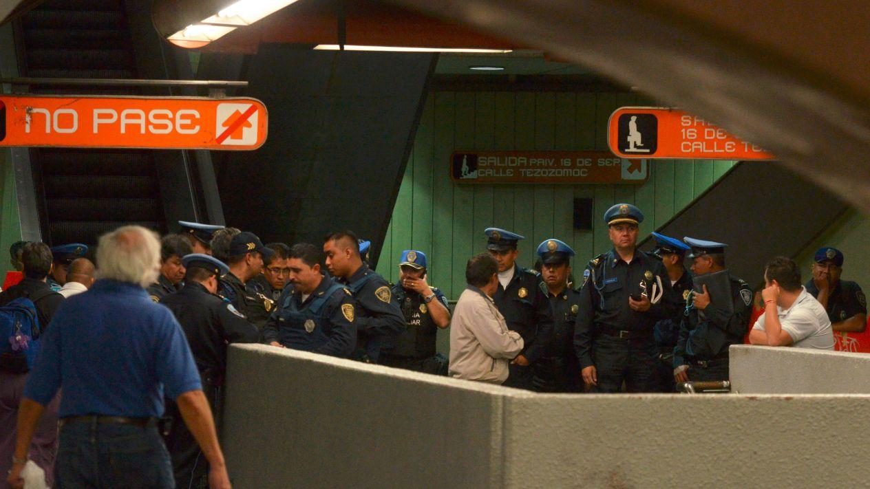 Policías registran otro intento de secuestro afuera de L7
