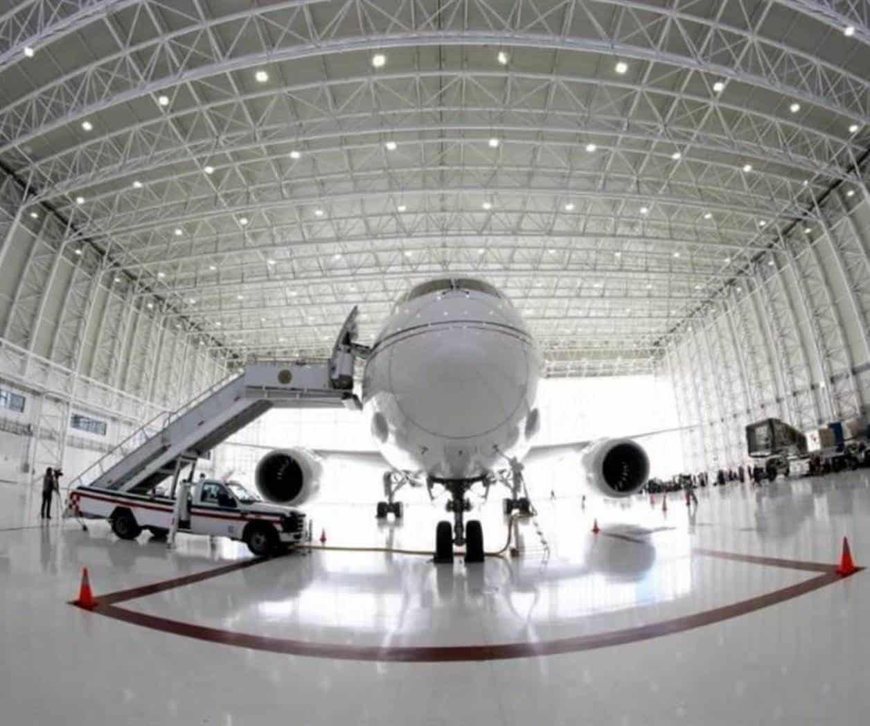Gobierno federal destina más de 400 mdp en avión presidencial