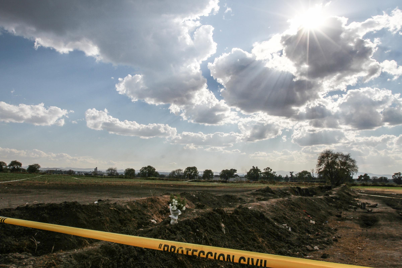Aumenta a 126 la cifra de muertos por explosión en Tlahuelilpan, Hidalgo