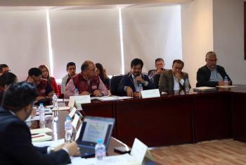 No permitiremos ningún acto de corrupción y la aplicación del presupuesto será transparente; Francisco Chíguil