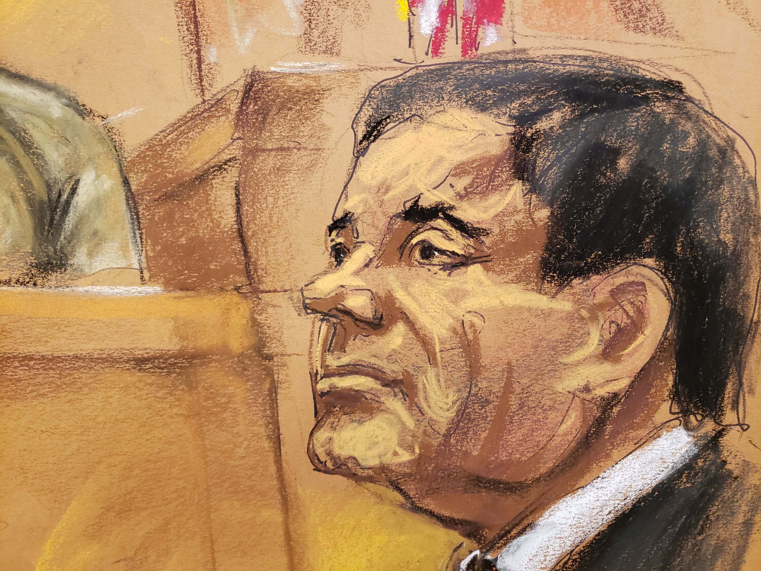 Continúa juicio de El Chapo; tercer día de deliberaciones