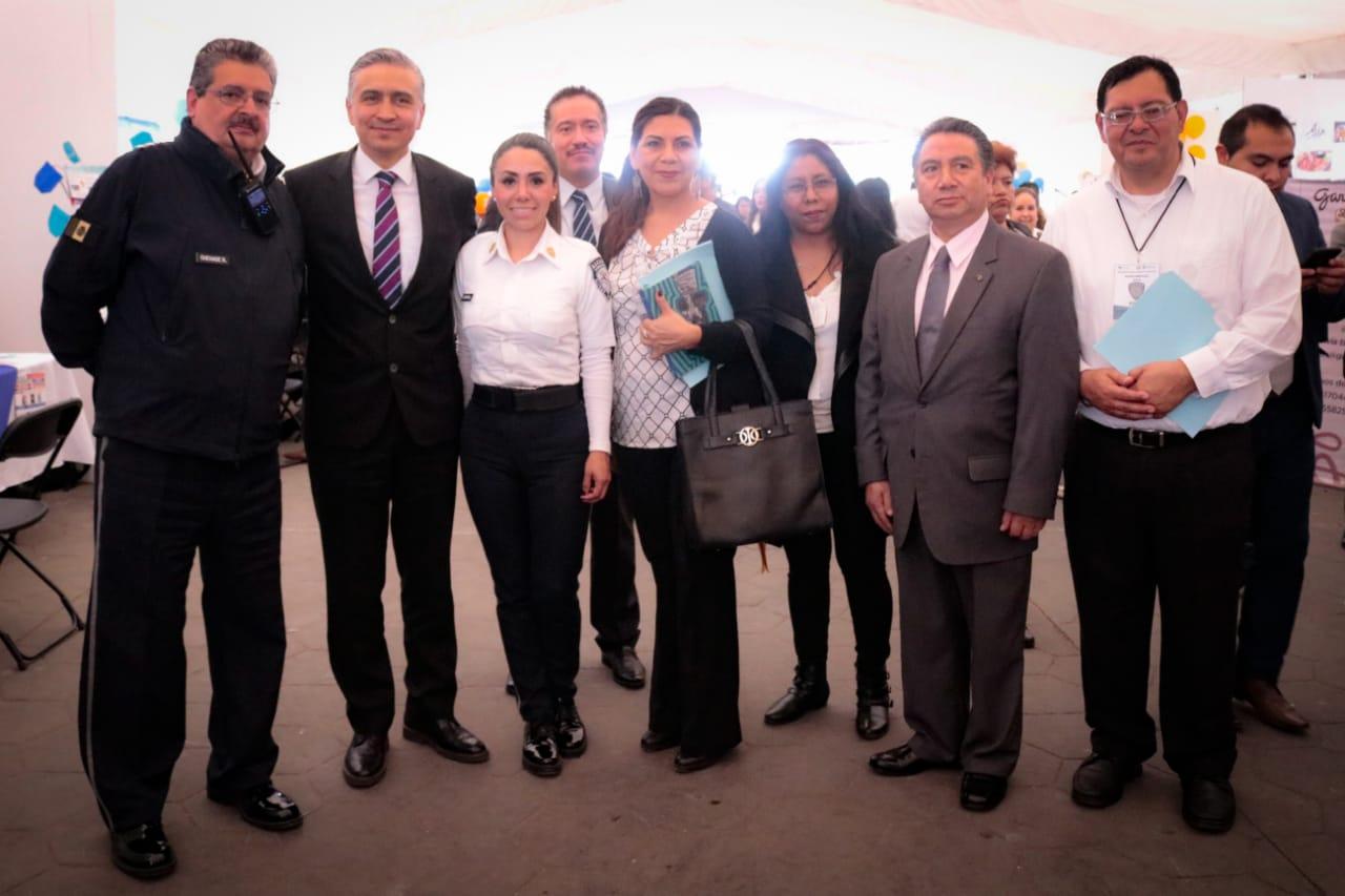 Más de 200 Empresas participaron en la Primer Expo Empleo Alcaldía Cuajimalpa
