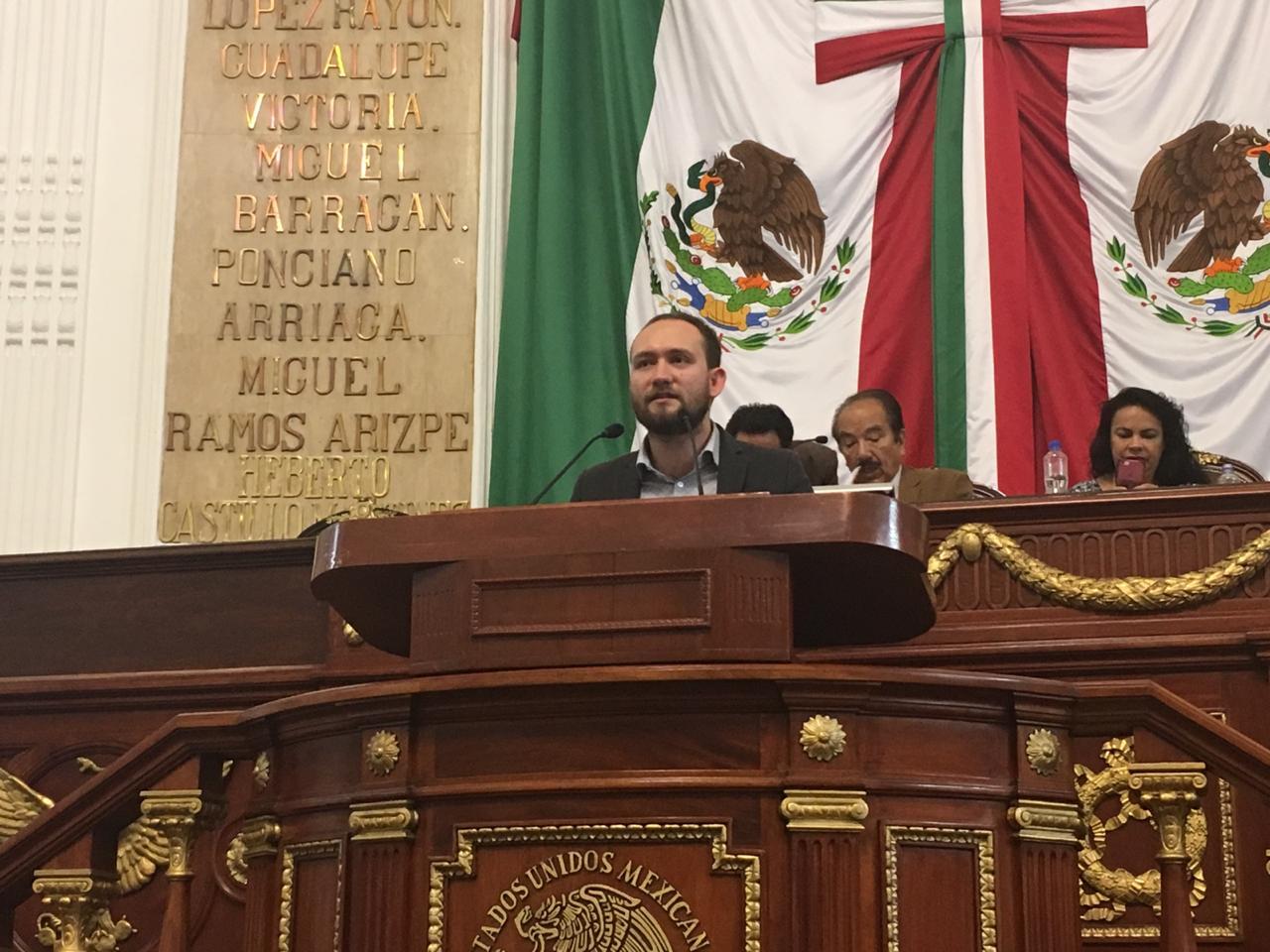 Congreso CDMX aprueba fortalecer los Derechos Humanos, la igualdad y la no discriminación de discapacitados