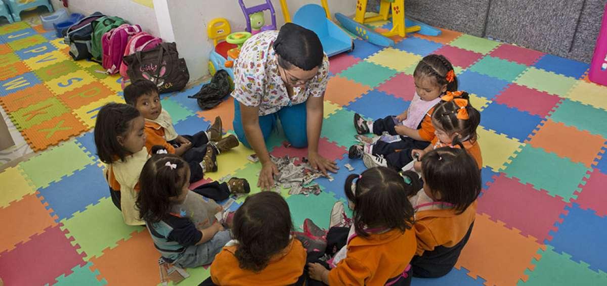 Madres contarán con $1600 pesos para elegir estancia infantil