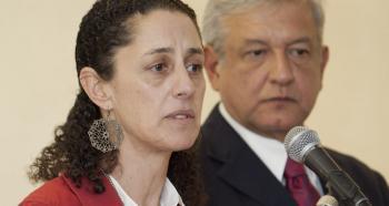 Denuncia Sheinbaum campaña de desprestigio en su contra