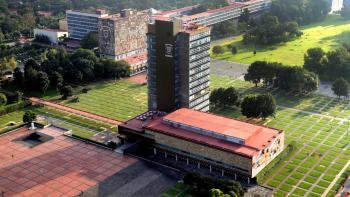 La UNAM es la mejor universidad de Latinoamérica