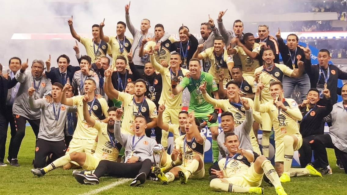 América, entre los 30 mejores del fútbol mundial