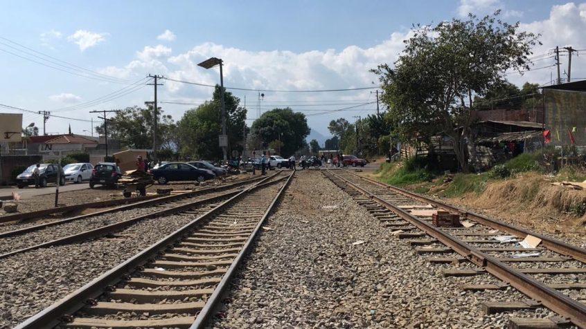 Levantan bloqueo en Michoacán
