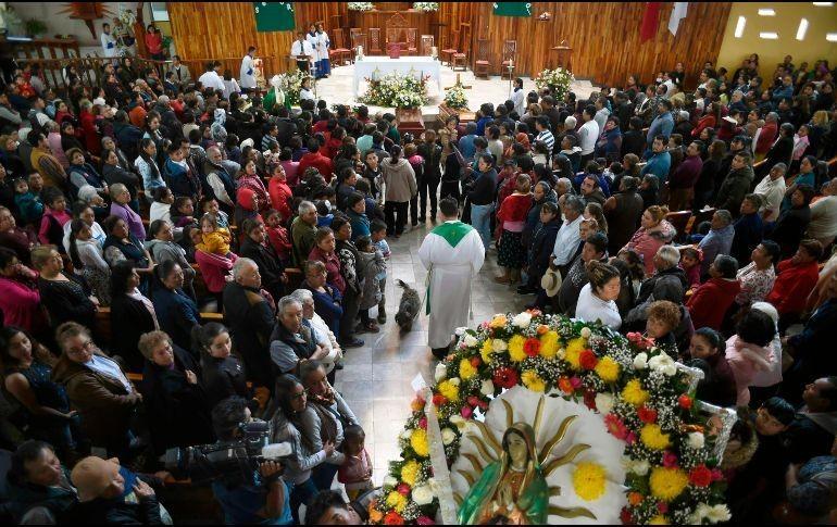 Suman 131 muertos por explosión en ducto de Pemex