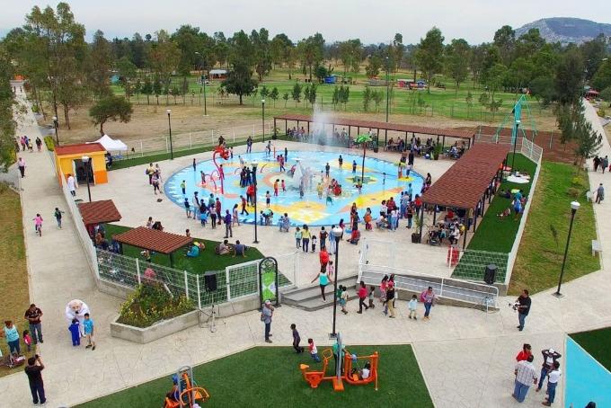 Invertirán 500 mdp en rehabilitar Parque Cuitláhuac