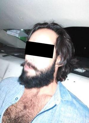 En posesión de una subametralladora fue detenido por la SSC