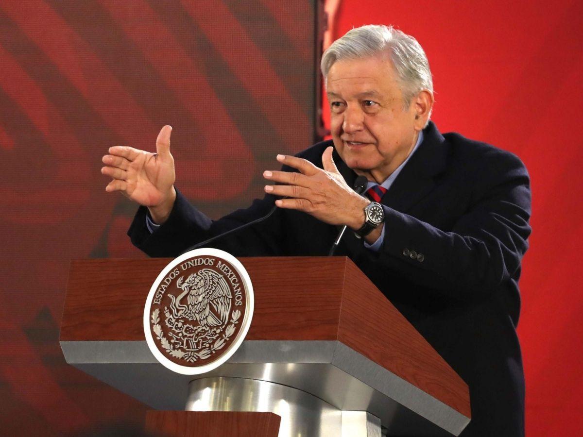 Reconoce López Obrador labor de legisladores en aprobación de Guardia Nacional