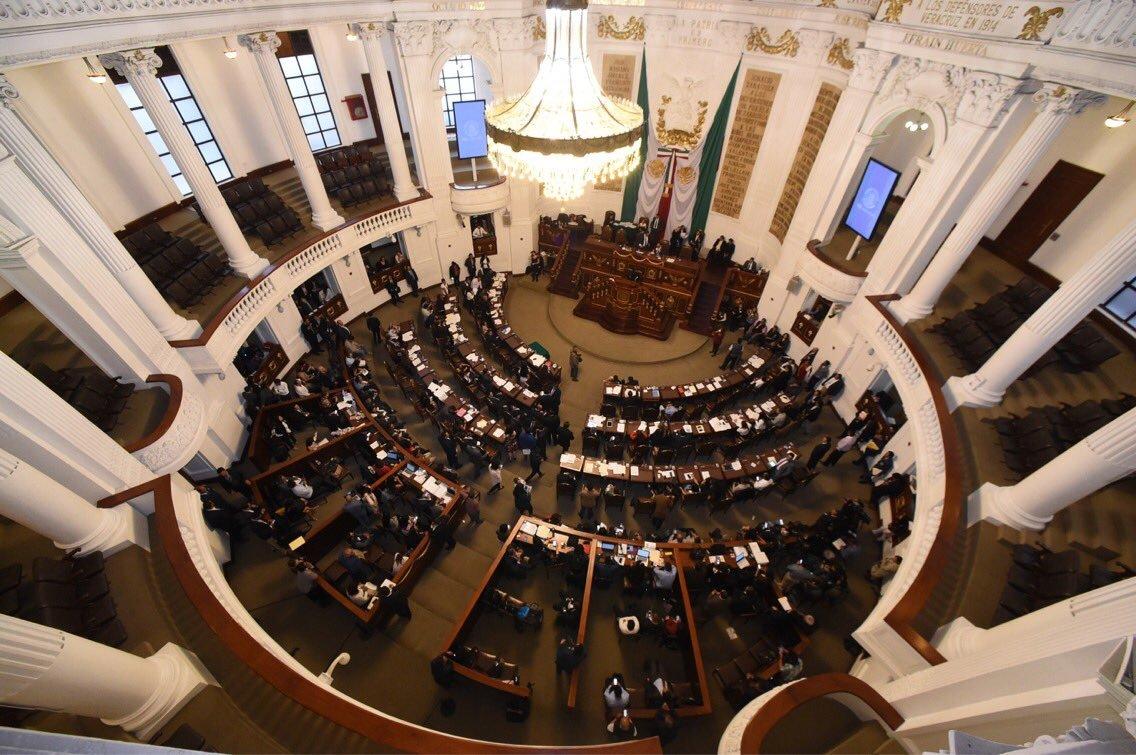 Por primera vez, Congreso CDMX realiza reformas a la Constitución Federal