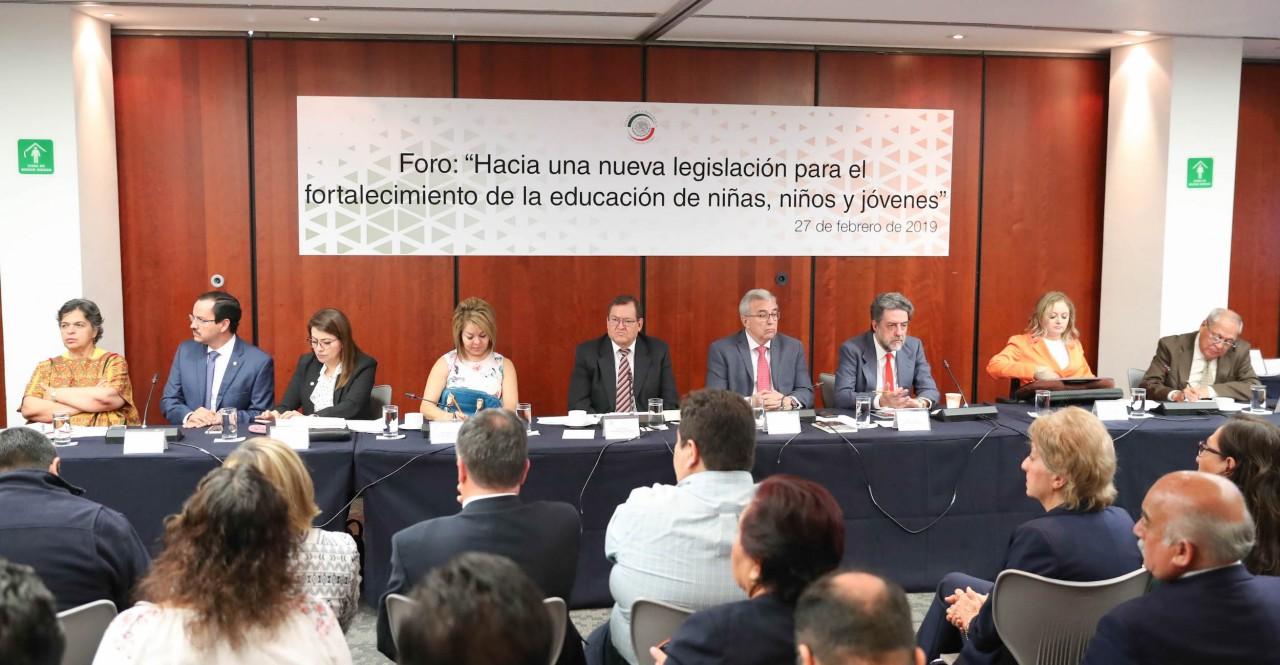 Inicia la ruta de análisis para la nueva reforma educativa