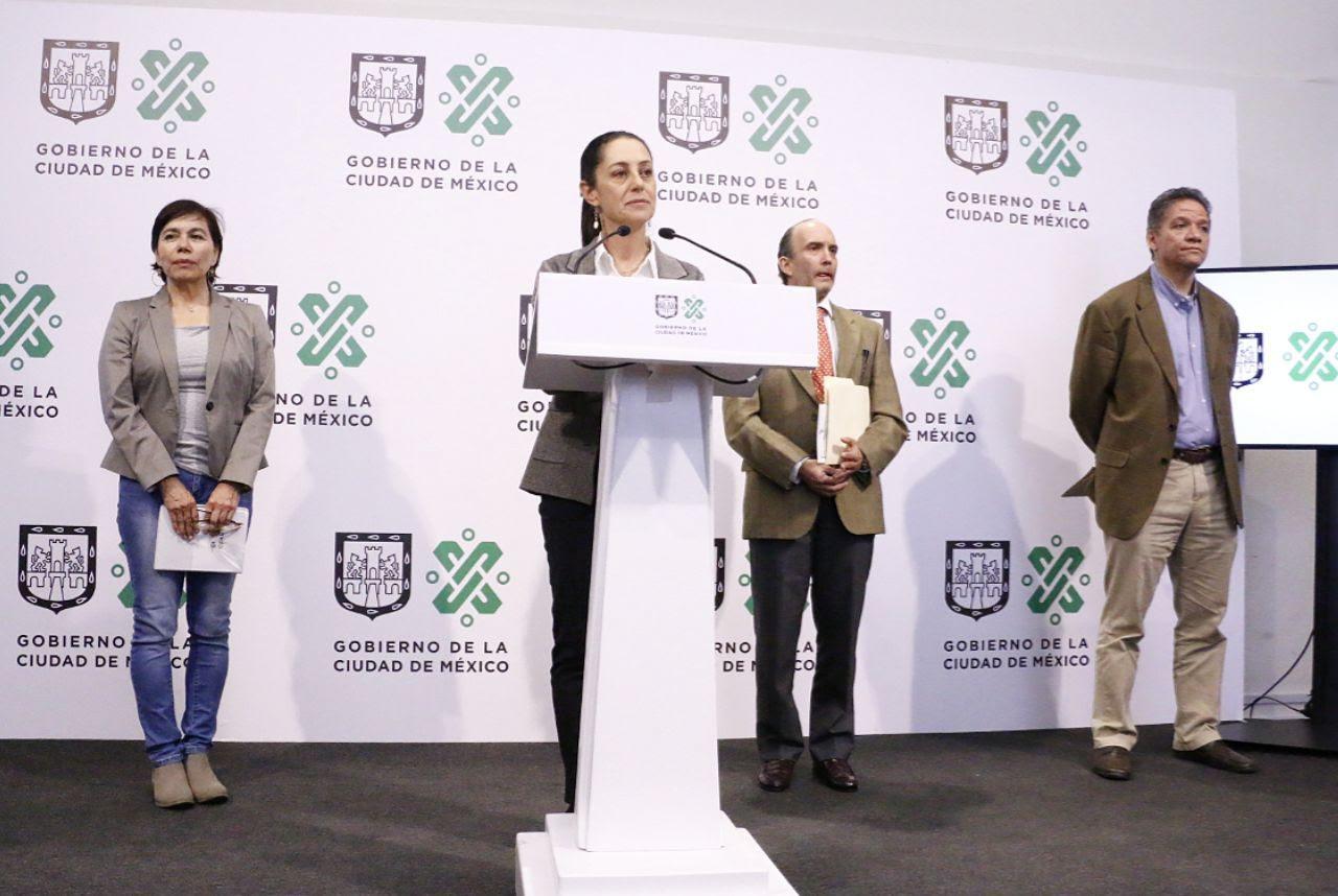 Anuncia Gobierno de la Ciudad de México acciones conjuntas con el CEMDA para dar transparencia en verificentros