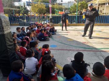 Realizó Gustavo A. Madero 188 acciones de vinculación comunitaria para prevenir el delito