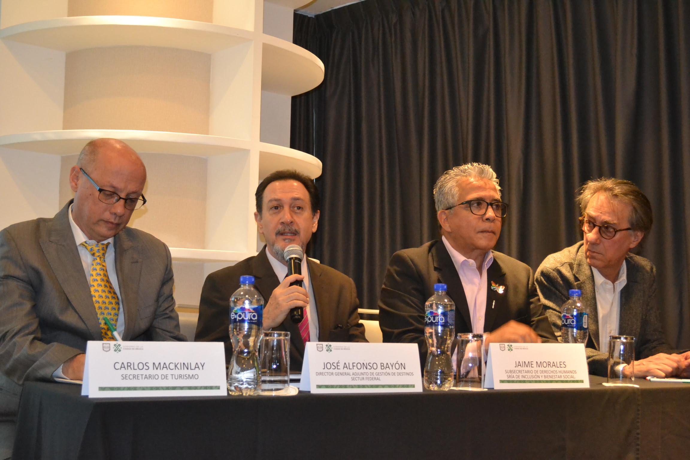 Anuncia SECTUR CDMX su programa de promoción para el Turismo LGBTTTI