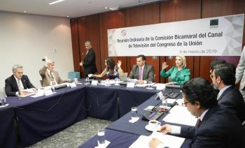 Buscarán mayor presupuesto y cobertura para el Canal del Congreso