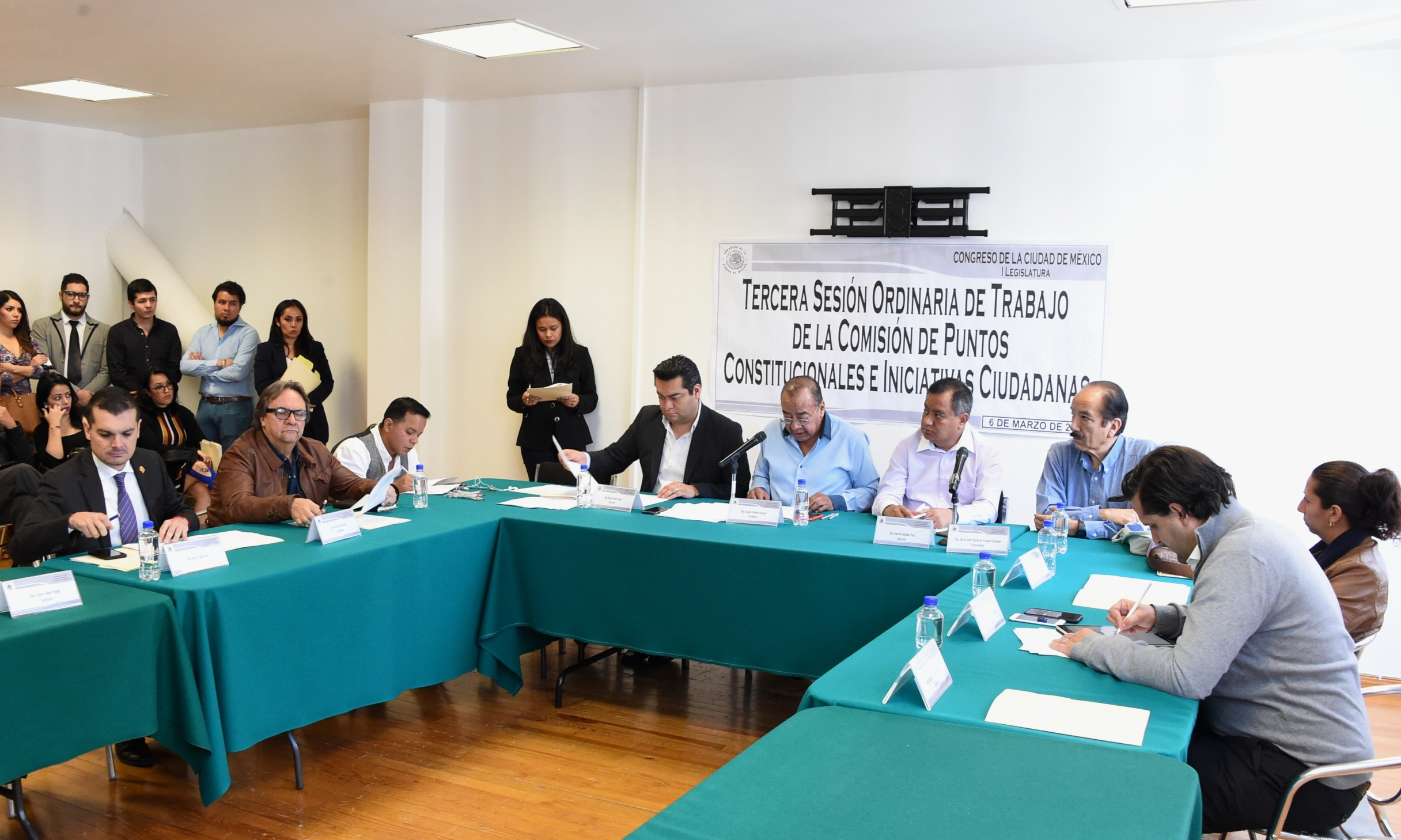 Aprueban en Comisiones el dictamen para avalar la creación de la Guardia Civil Nacional