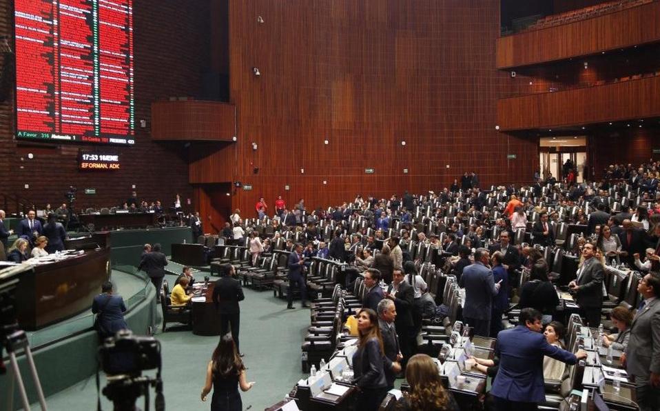 Aprueban Guardia Nacional en el Congreso CDMX