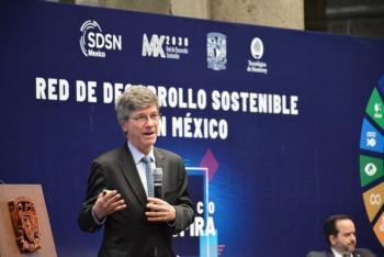 CDMX se suma a Soluciones Sustentables de la UNU