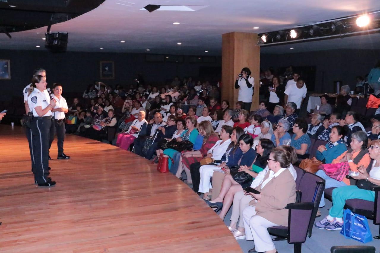 Con actividades en pro de los Derechos de las Mujeres Cuajimalpa conmemora Día Internacional de la Mujer