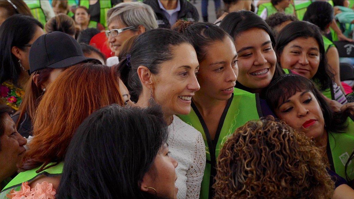 Presenta Gobierno de la Ciudad de México la Red de Mujeres por la Igualdad y la No Violencia