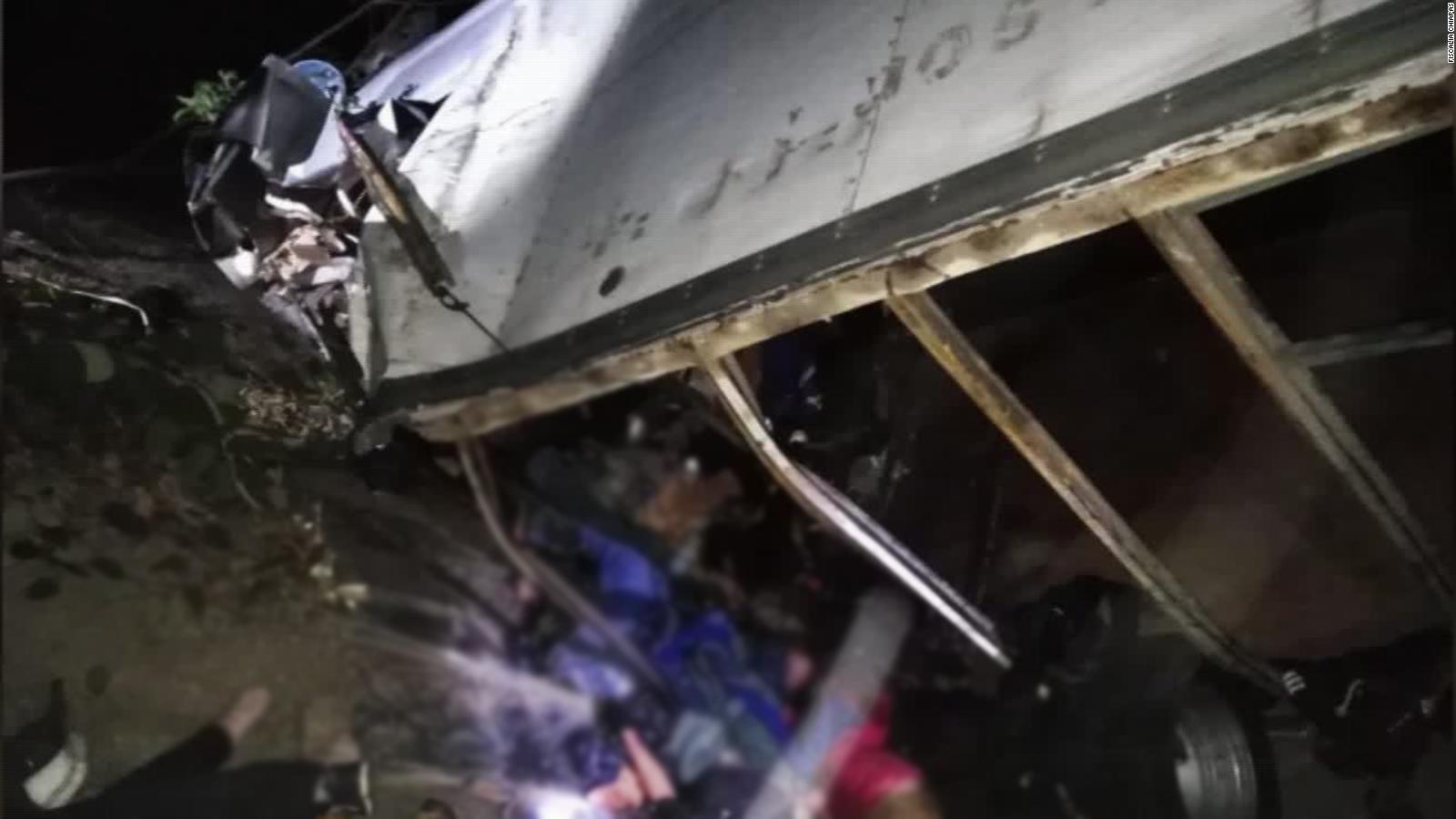 En Chiapas mueren 25 personas en accidente