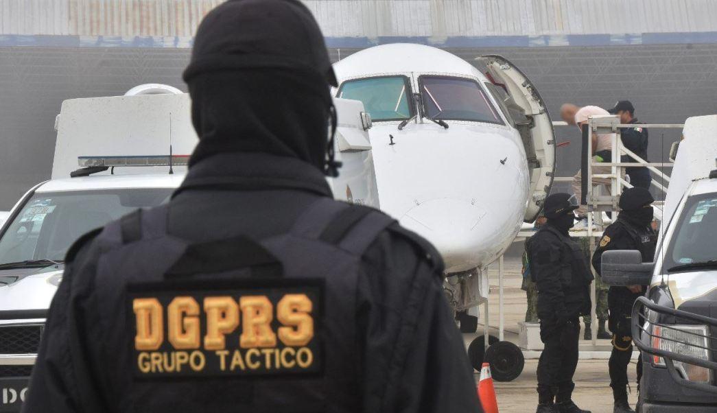 Trasladan a más de 500 reos de Islas Marías a Coahuila