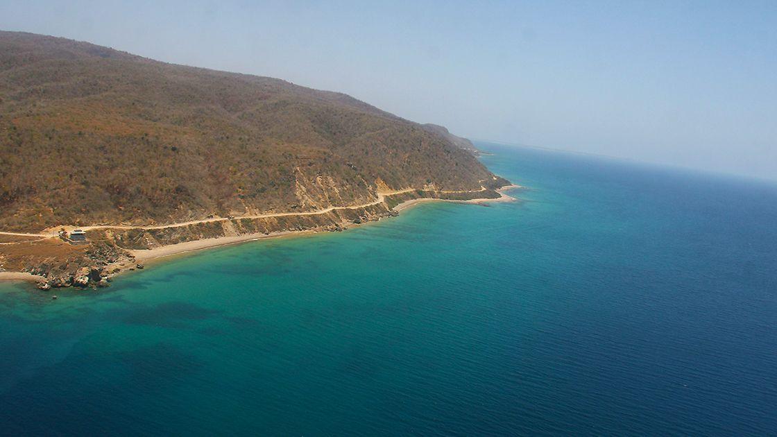 Trasladan a reos de Islas Marías; serán nuevo punto de recreación