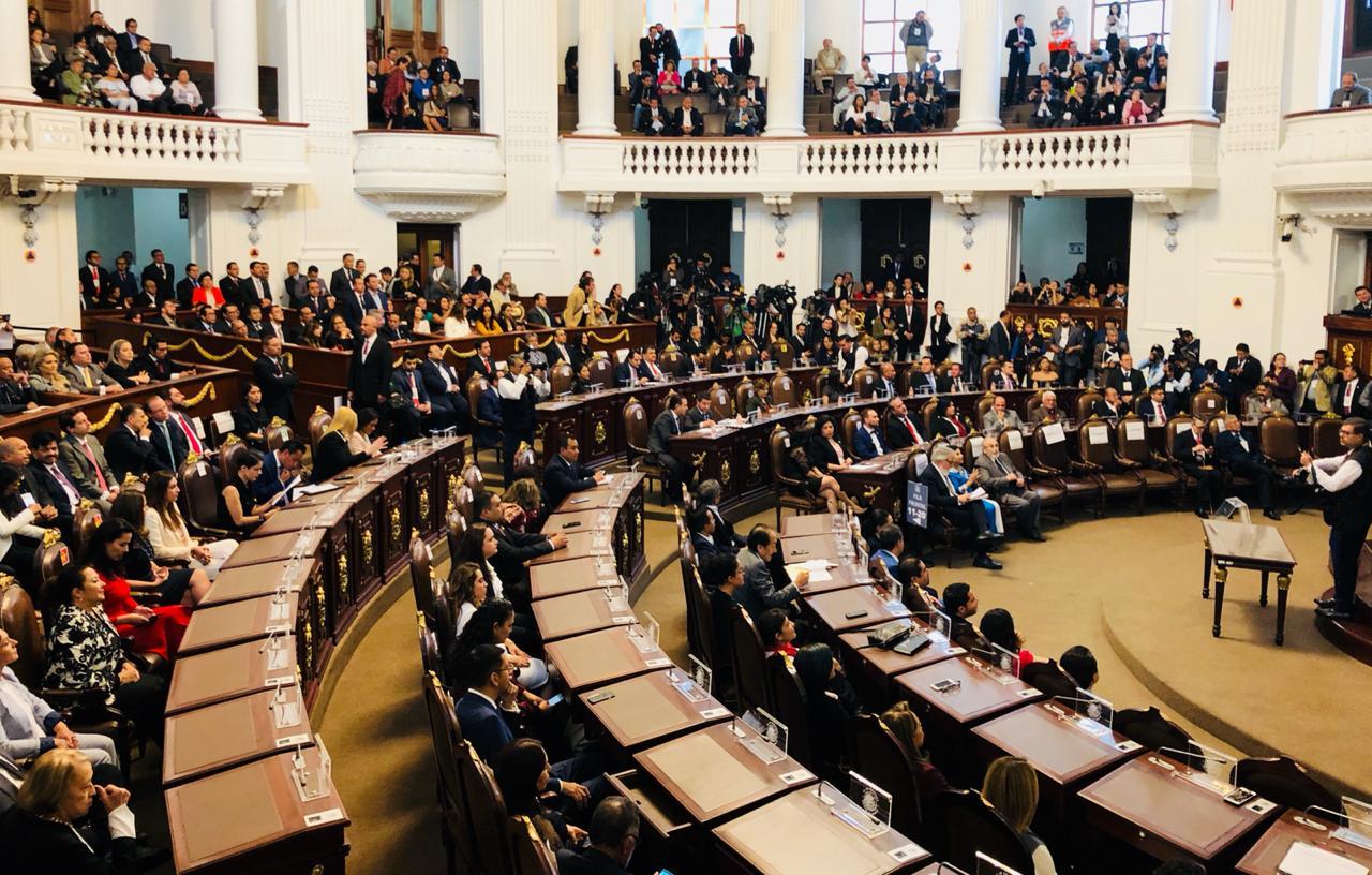 El Congreso CDMX aprobó el Código de Responsabilidad Parlamentaria para sus legisladores
