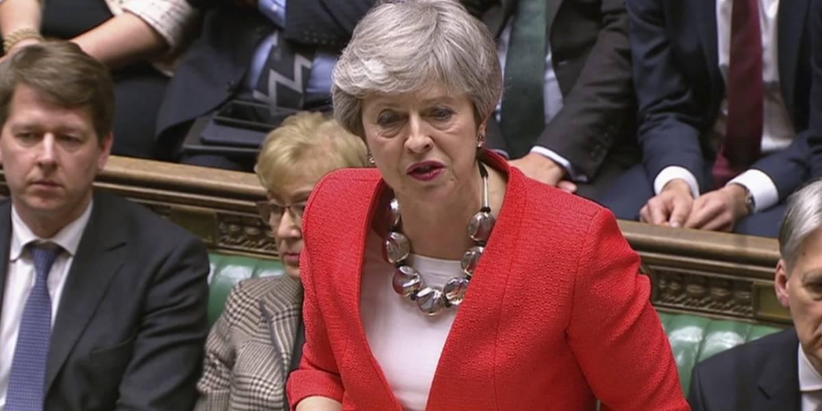Parlamento británico rechaza de nuevo el Brexit