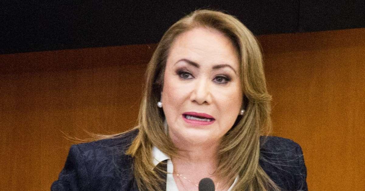 Respaldan morenistas a Yasmín Esquivel para ministra de la SCJN
