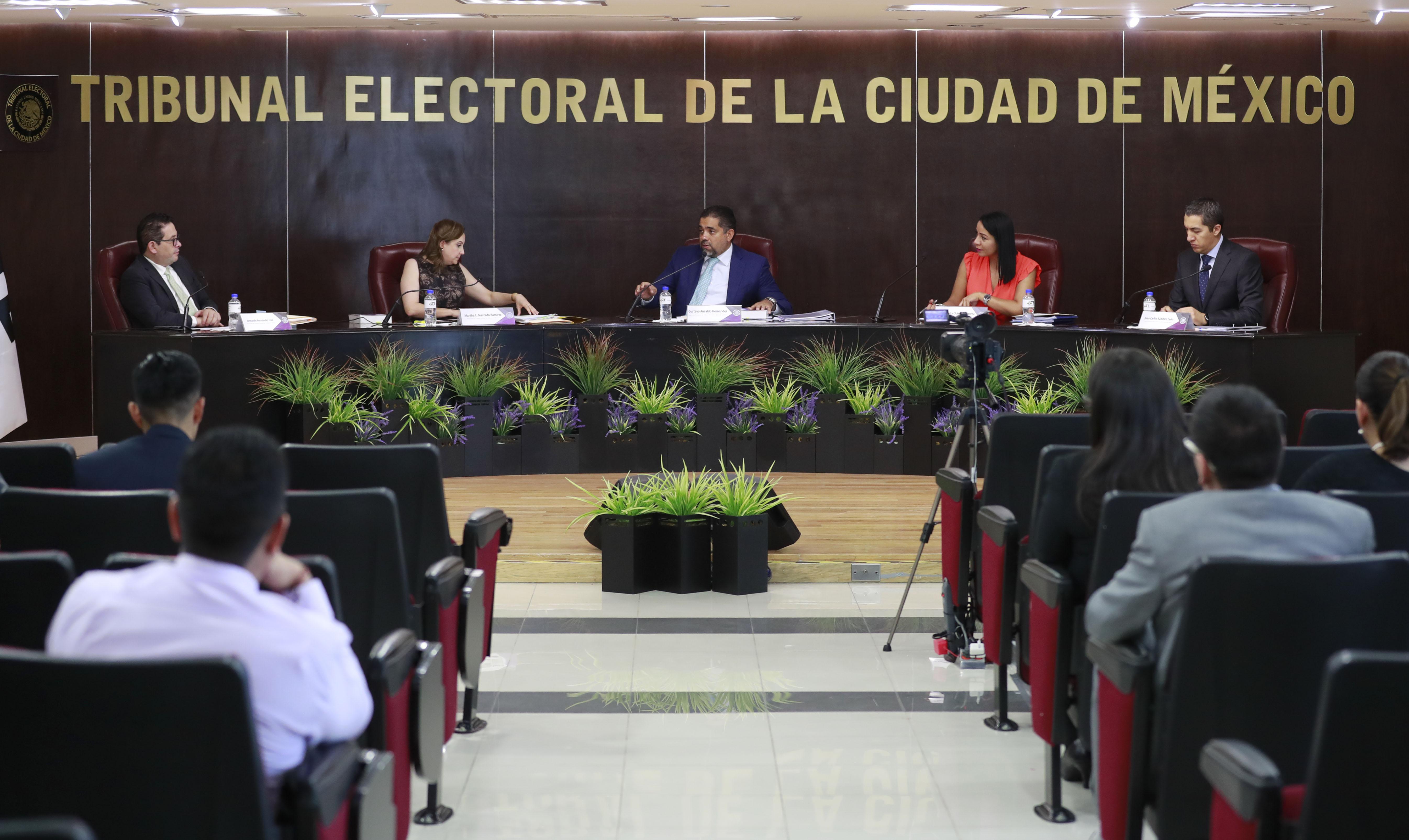 Ordena TECDMX realizar consulta para definir método de elección de Coordinación Territorial en Tláhuac