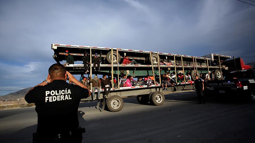 Implementan operativo para localizar a migrantes desaparecidos en Tamaulipas