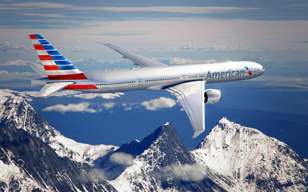 Anuncia American Airlines suspensión de vuelos a Venezuela