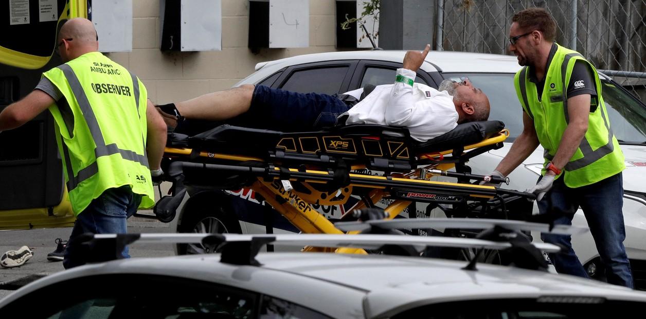 Ataque xenófobo en Nueva Zelanda deja 49 muertos en mezquitas