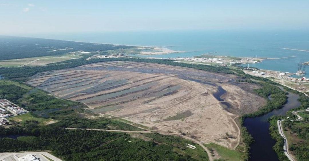 Inicia proceso de licitación para refinería Dos Bocas