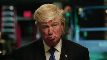 Trump pide investigar a hombre que lo parodia