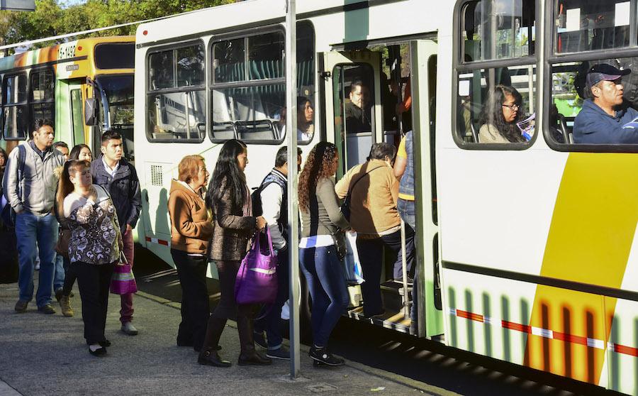 Auxiliarán con RTP a usuarios del Metro