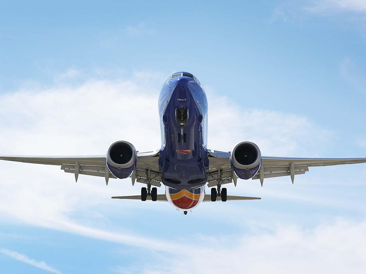 El Boeing bajo auditoría