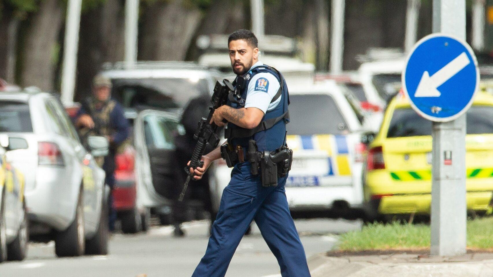 Prohíben en Nueva Zelanda el uso de armas semiautomáticas