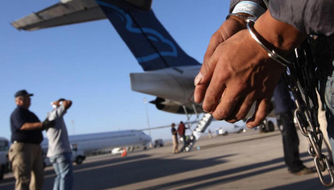 Deporta EEUU a hombre buscado en México