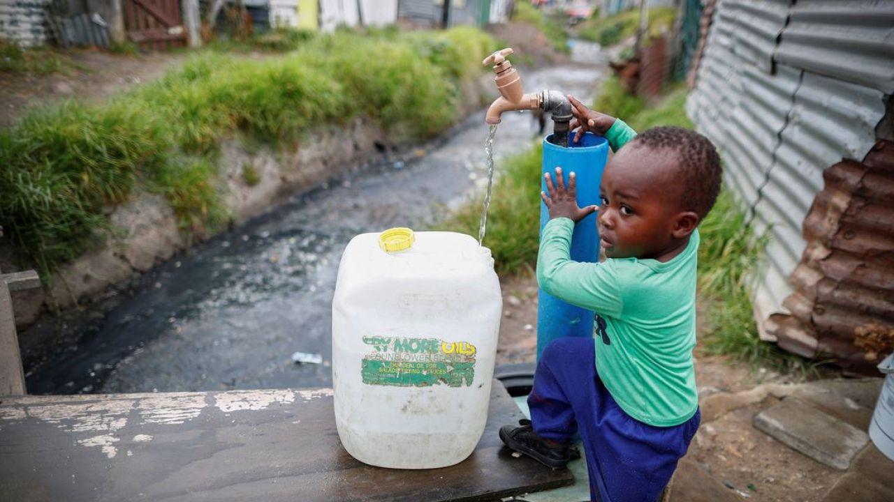 En el 2040, África sin agua
