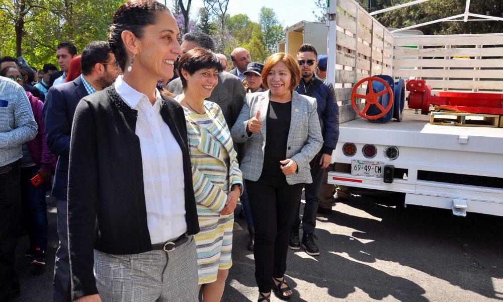 Anuncia Gobierno capitalino Plan de atención y detección de fugas de agua